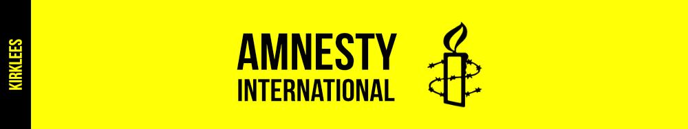 Amnesty Kirklees